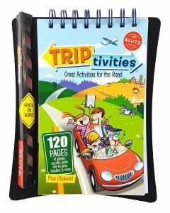 Triptivities: Great Activities for the Road (Ages 8+)