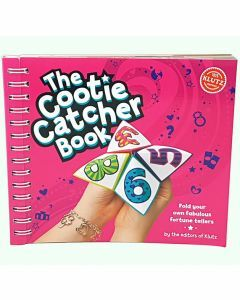 The Cootie Catcher Book (Ages 8+)