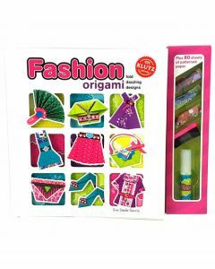 Fashion Origami (Ages 8+)
