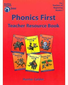 Reading Freedom: Phonics First Teacher Resource Book