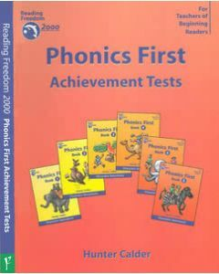 Reading Freedom: Phonics First Achievement Tests