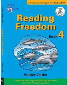 Reading Freedom Book 4: Compound Words, Syllabification & Structural Analysis of Words, Contractions Ages 10+