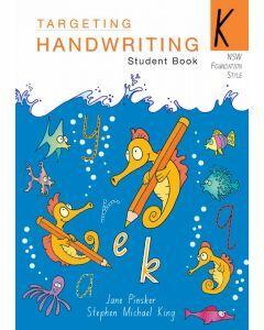 NSW Targeting Handwriting Student Book Year K