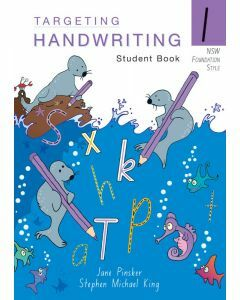 NSW Targeting Handwriting Student Book Year 1