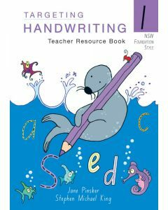 NSW Targeting Handwriting Teacher Resource Book Year 1