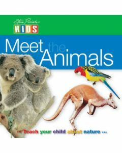Board Book: Meet The Animals