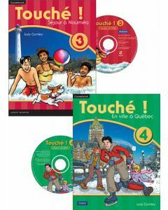 Touche 3 & 4 Student CD Rom Year Pack