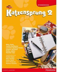 Katzensprung 2 Workbook