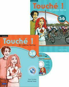 Touché 5 & 6 Coursebook & Workbook
