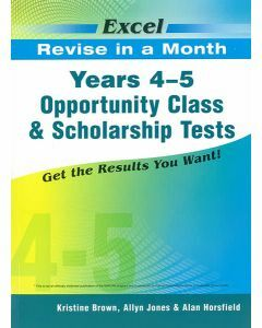 Opportunity Class Tests - Test Prep & General Ability - Primary