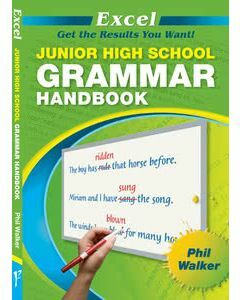 Excel Junior High School Grammar Handbook