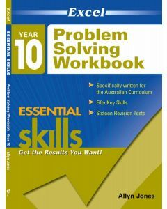 Excel Essential Skills: Problem Solving Workbook Year 10