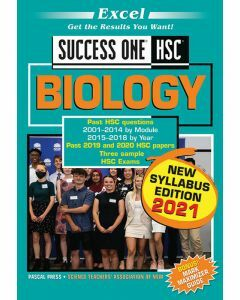 Excel Success One HSC Biology 2021 Edition