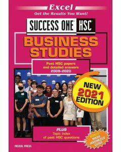 Excel Success One HSC Business Studies 2021 Edition