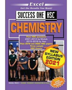 Excel Success One HSC Chemistry 2021 Edition