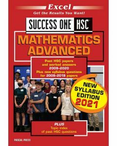 Excel Success One HSC Mathematics Advanced 2021 Edition