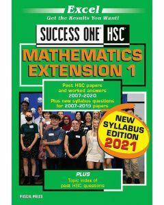 Excel Success One HSC Mathematics Extension 1 2021 Edition