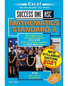 Excel Success One HSC Mathematics Standard 2 2021 Edition