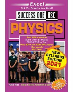 Excel Success One HSC Physics 2021 Edition