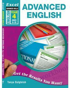 Excel Advanced Skills-Advanced English Year 4