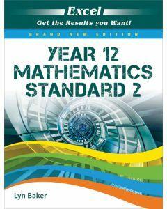 Excel Year 12 Standard Mathematics 2