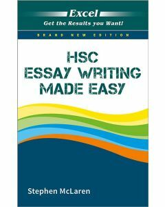 Excel HSC Essay Writing Made Easy (2020 Edition)