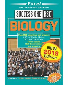 Excel Success One HSC Biology 2019 edition