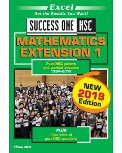 Excel Success One HSC Mathematics Extension 1 2019 edition