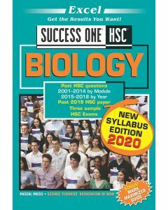 Excel Success One HSC Biology 2020 Edition
