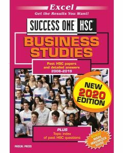 Excel Success One HSC Business Studies 2020 Edition