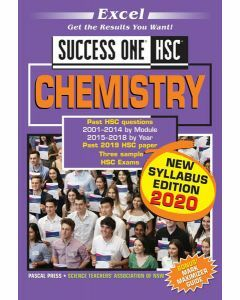 Excel Success One HSC Chemistry 2020 Edition