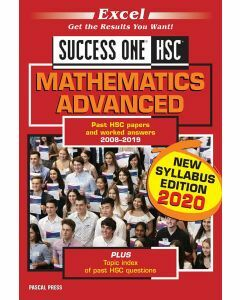 Excel Success One HSC Mathematics Advanced 2020 Edition