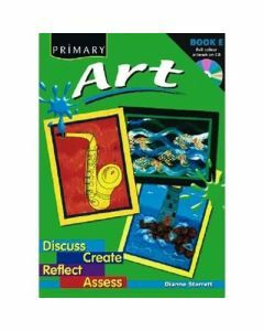 Primary Art Book E (ages 9-10)