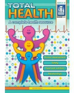 Total Health: A Complete Health Resource (Ages 8-10)