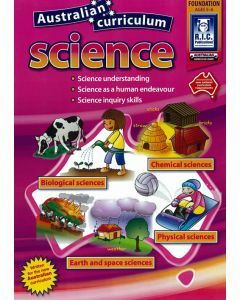 Australian Curriculum Science Foundation (Ages 5 to 6)