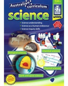 Australian Curriculum Science Year 6 (Ages 11 to 12)