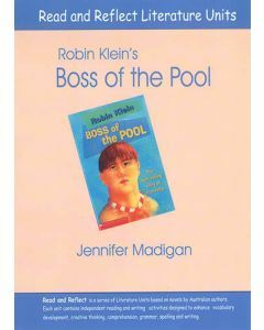Boss of the Pool Read and Reflect Literature Unit