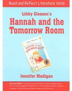 Hannah and the Tomorrow Room Read and Reflect Literature Unit