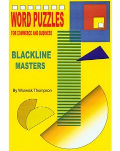 Word Puzzles For Commerce And Business