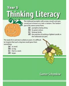 Thinking Literacy Year 5