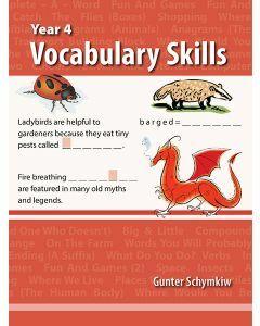Vocabulary Skills Year 4