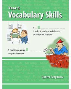 Vocabulary Skills Year 5