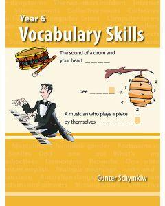 Vocabulary Skills Year 6