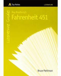 Top Notes: Fahrenheit 451