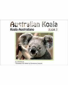Book 2: Australian Koala in English & Italian