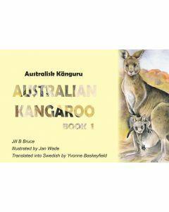 Book 1: Australian Kangaroo in English & Swedish