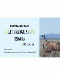 Book 5: Australian Emu in English & Swedish