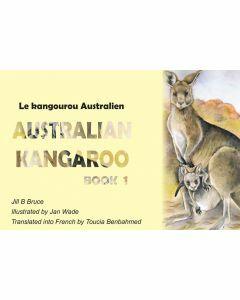 Book 1: Australian Kangaroo in English & French