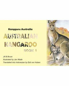 Book 1: Australian Kangaroo in English & Indonesian