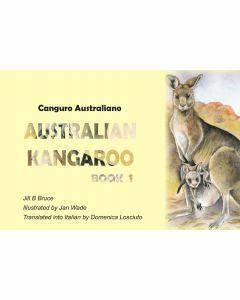 Book 1: Australian Kangaroo in English & Italian